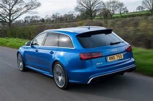 Audi Rs6 2016 Audi Rs6 Avant Performance Review Review Autocar