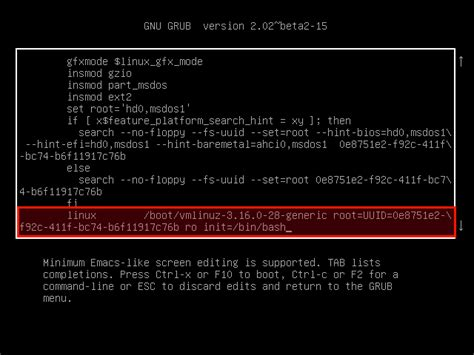 resetting forgotten ubuntu password linux basics how to reset forgotten password in ubuntu