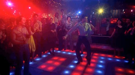 saturday night fever gif by sbs movies find john travolta saturday night fever gifs find share on