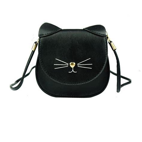 Cat Bag children bags handbags cat shoulder bag of