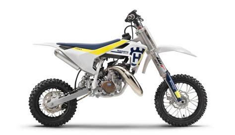 Husqvarna Moto Gamme by La Gamme Husqvarna Accueille Les 50 Et 65 Tc Motocross