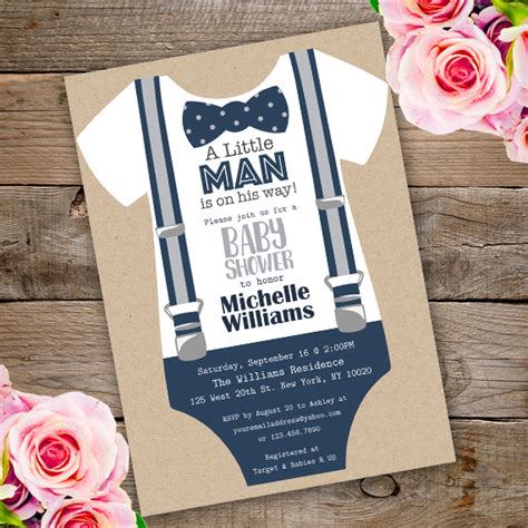 baby onesie invitation template onesie baby shower invitation template edit with adobe