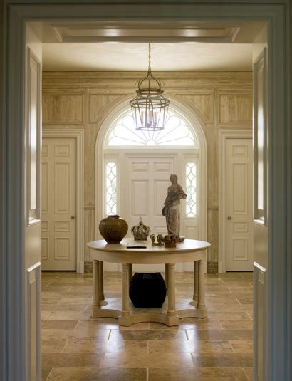 Door Entrance Table Entry Foyer Table Chandelier Lighting Entrance Doors