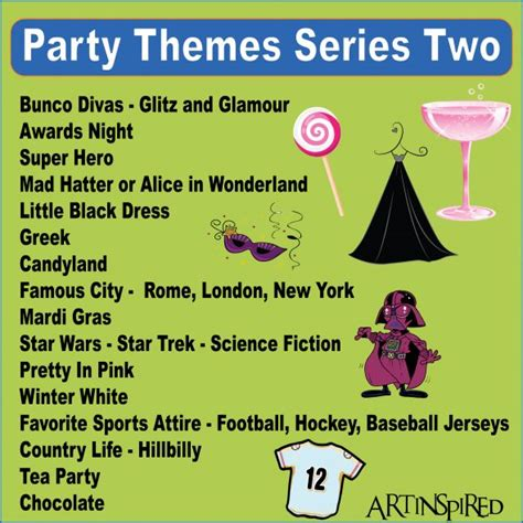 fun party themes 17 best ideas about bunco party themes on pinterest