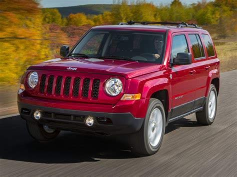 jeep 2016 price 2016 jeep patriot price photos reviews features