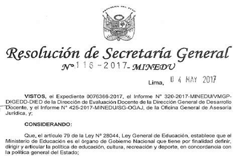 ministerio de educacion inscripcion para el asenso de categoria normas para el ascenso de escala minedu ministerio de