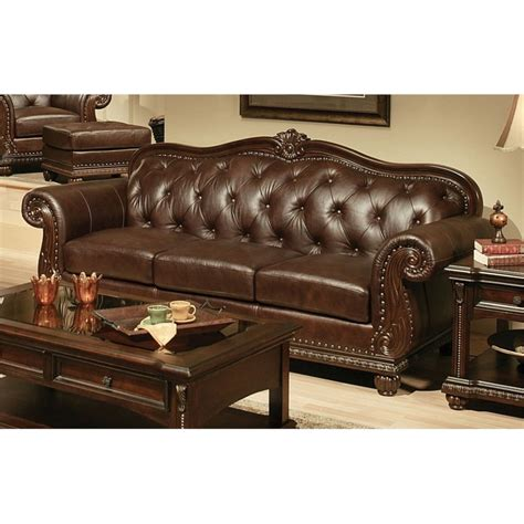 cherry brown leather sofa cherry leather sofa reclining sectional sofas in used