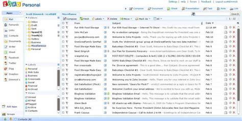 email zoho top 3 zoho mail alternatives