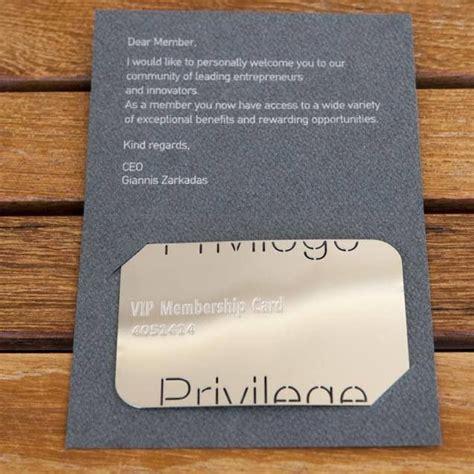 privilege card template best 25 vip card ideas on gift vouchers