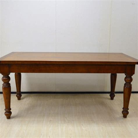 produzione tavoli in legno tavolo rettangolare in legno massello di produzione