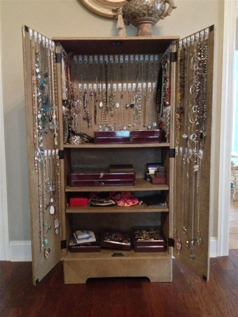 jewelry armoire ideas the 25 best mirror jewelry armoire ideas on pinterest