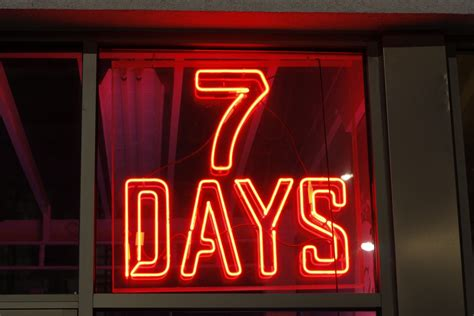 seven days countdown is on one week to go wings are wide