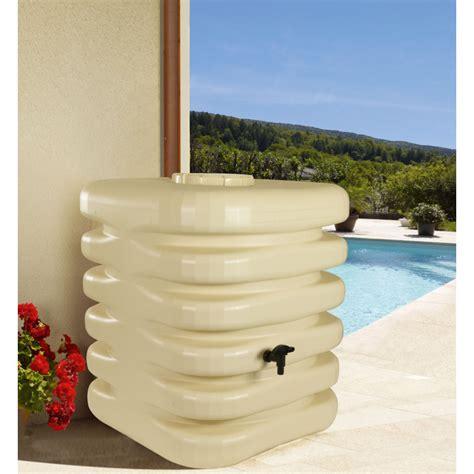 recuperateur eau de pluie 1000 litres 2384 r 233 serve d eau de pluie cubique 1000 litres