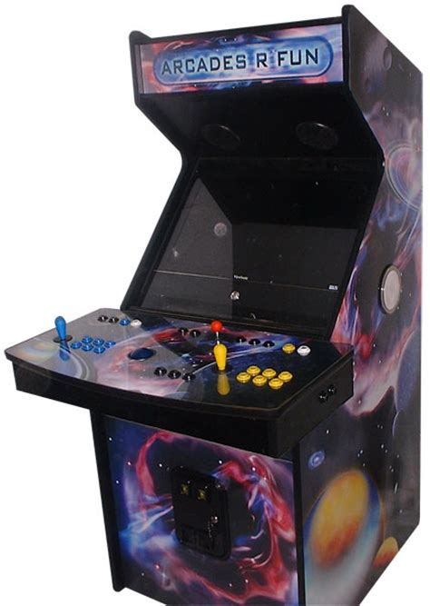 build your own arcade controls