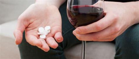 alkohol und medikamente vorsicht bei folgenden pillen