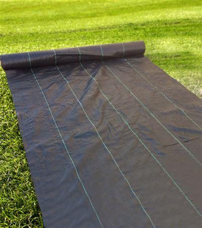 heavy duty landscape fabric 6ft width 3 2oz heavy duty barrier fabric