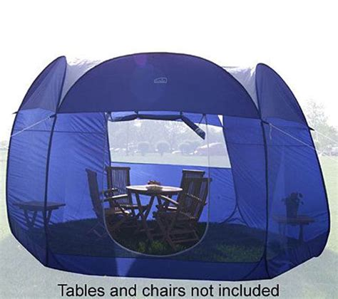 Pop Up Cer Screen Room by Pop Up Portable Hexagonal Screen Room 14 X 8 511177