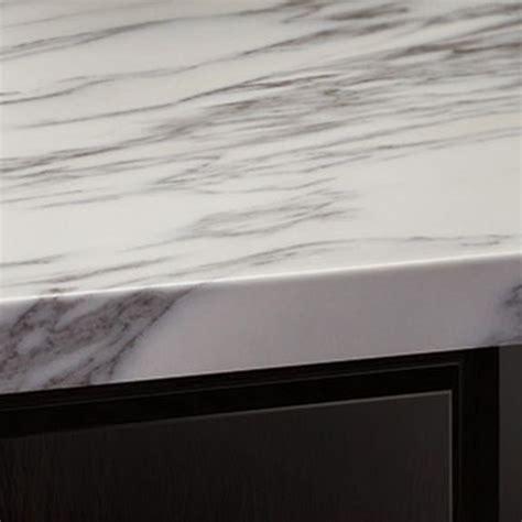 Laminate Marble Countertop by Marbella Edge Laminate Countertop Pencil Edge Build
