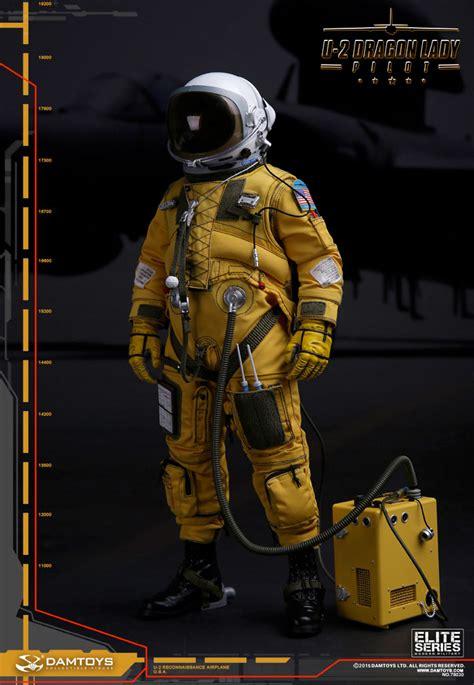 u 2 pilot figure damtoys 1 6 u 2 pilot figure collectspace