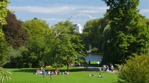 Background Green Park London | st james park stock footage video shutterstock