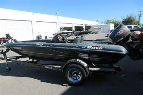 tritoon boats tulsa 1999 triton boats tr 17 17 foot 1999 triton boat in