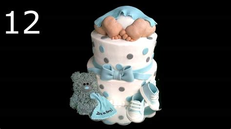 Pasteles De Baby Shower De Nino pasteles para baby shower de ni 209 o