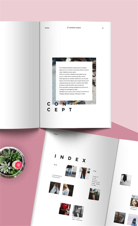 Fashion Lookbook Portfolio On Behance Lookbook Pinterest Lookbook Layout Lookbook Design Fashion Stylist Portfolio Template
