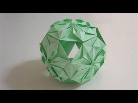 Origami Traditional - origami traditional kusudama