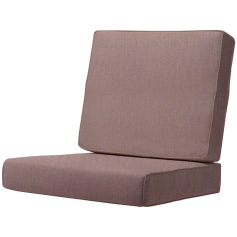 Outdoor Cushions 25 Home Decorators Collection Dusk Sunbrella 25 In X 46 In