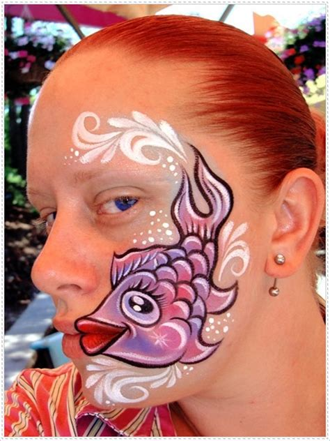 painting ideas 51 easy face painting ideas to light up your life