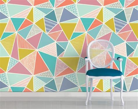 Home Decoration With Paper geometrische muster als wanddekoration und andere