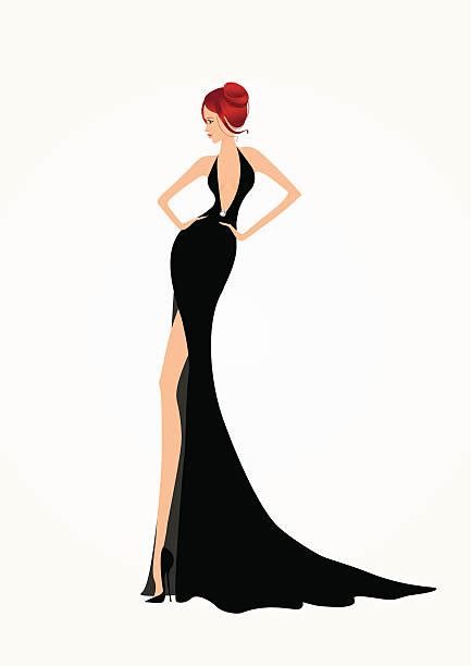 fashion clipart fashion clipart model pencil and in color fashion