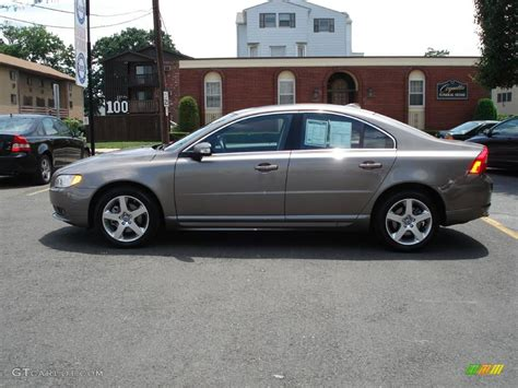 2008 volvo s80 t6 specs 2008 oyster gray metallic volvo s80 t6 awd 2254086