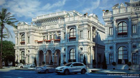 5 Pc Neo Renaissance neo italian renaissance villas on behance