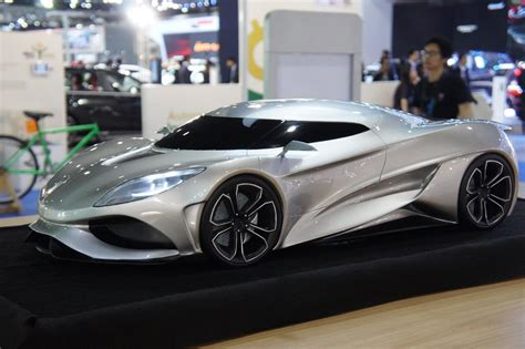 Talented 15 Year Old Designs Fictional Koenigsegg Utagera