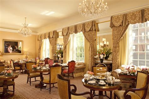 tea room ta sip the best teas from across the globe at taj boston massachusetts