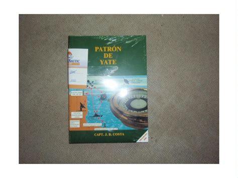 libro english captain libro patron de yate capt jb costa de segunda mano 94855 cosas de barcos