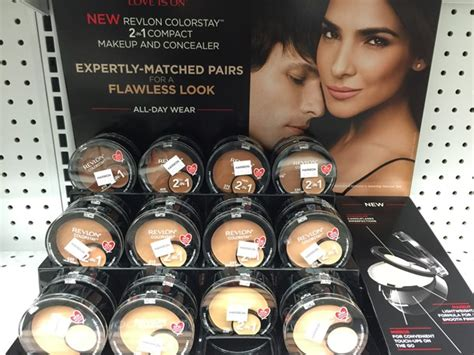 Bedak Revlon 2in1 2 In 1 new revlon colorstay 2 in 1 compact makeup and concealer musings of a muse