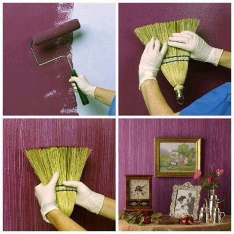 10 creative wall painting ideas and techniques for all rooms wall paint technique home decor pinterest