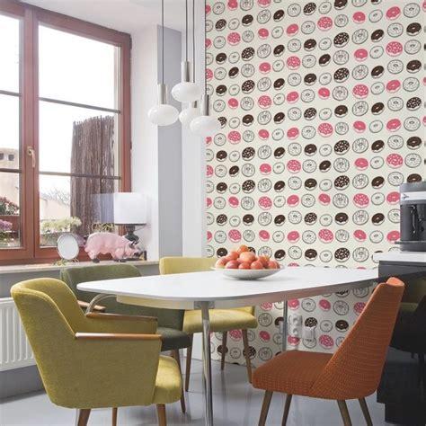wallpaper designs für esszimmer ideen tapeten k 252 che