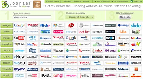 Find Site 40 Advanced And Alternative Search Engines