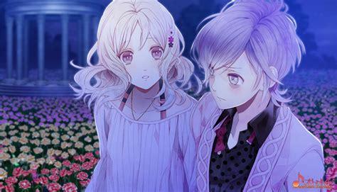 Walking With Papa By Yui Shin kanato yui diabolik haunted bridal fate otomegame cg s