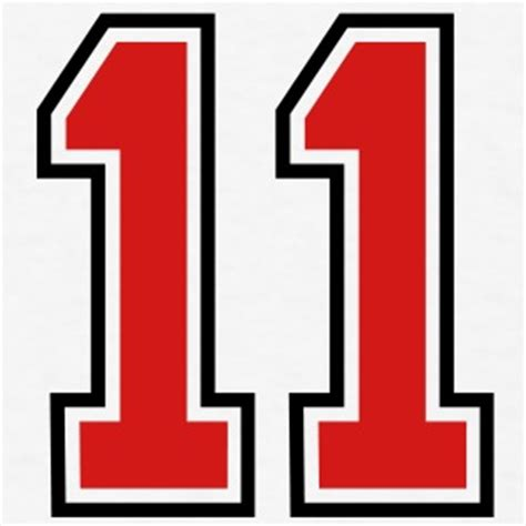 shop sports number 11 gifts online spreadshirt