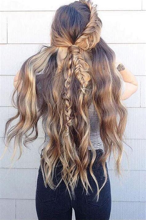 half up half down hairstyles dark hair gallery hairstyles half up half down for long hair