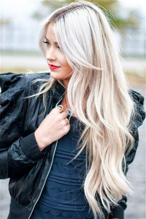 platinum hair on 50 year old 25 best ideas about long platinum blonde on pinterest