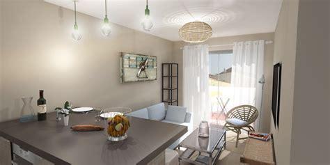 Decoration Appartement Bord De Mer by Un Appartement En Bord De Mer Boh Decoration Lifestyle