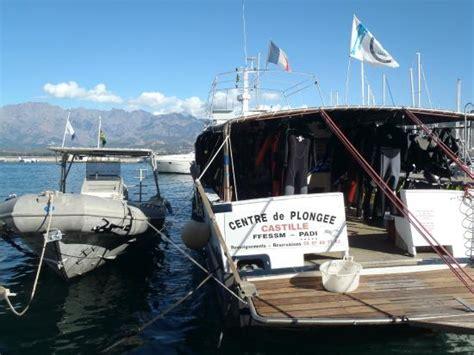 Le centre de plongée dans le port de Calvi Picture of Plongee Castille, Calvi TripAdvisor