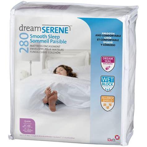 Mattress Encasement Walmart by Dreamserene Smooth Sleep 280 Mattress Encasement 9