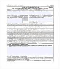Certificate Of Necessity Letter Necessity Form Youth Sports Release Form Sle Form 10 Exles In