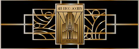 art deco art deco society of new york